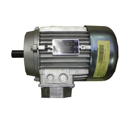 Мотор вращения дежи