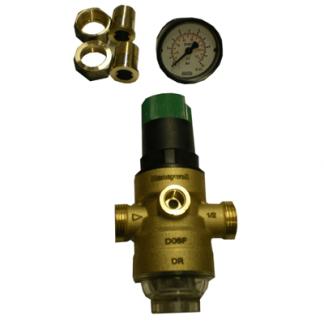 комплект редуктора давления воды