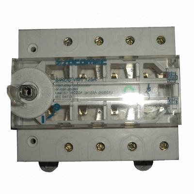 переключатель 4x125A