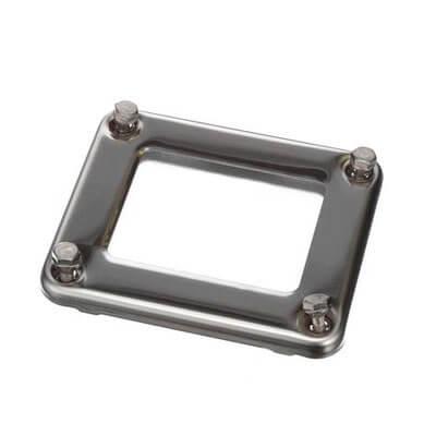 Установочная рамка со стеклом 40.00.091