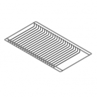 Решетка для загрузки для CombiGrill 1/1 GN (325 x 618 мм) 60.73.848 от бренда Rational в Украине фото 1